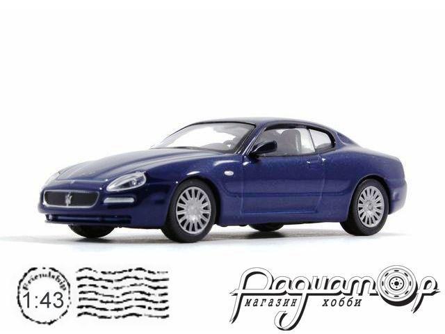Суперкары №5, Maserati Coupe (2001)