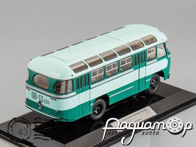 ПАЗ-652, маршрут