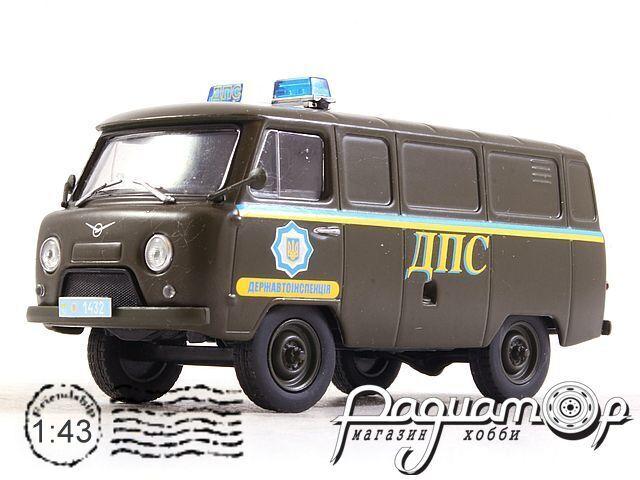 УАЗ-451М ДПС Украины (1961) 2034