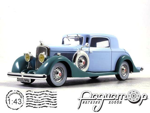 Panhard 6CS (1935) MUS035 (Z)