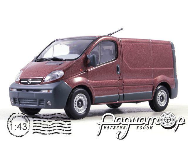 Opel Vivaro Van (2001) 430040561