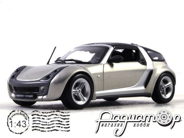 Smart Roadster Coupe (2003) 400032121