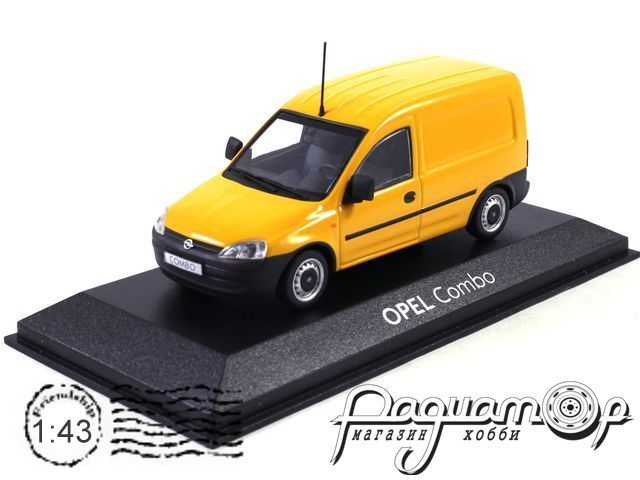 Opel Combo (2002) 9162986