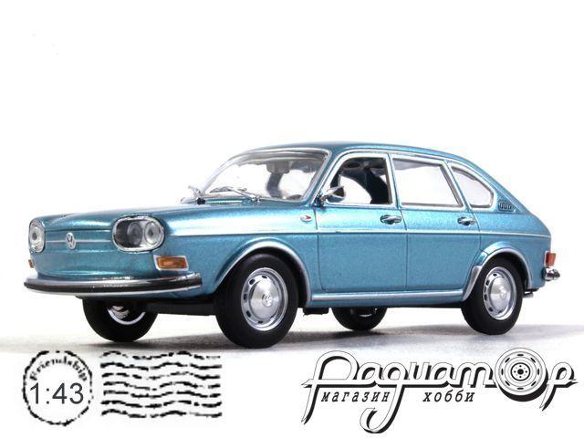 Volkswagen Typ 411 (1968) 211099300
