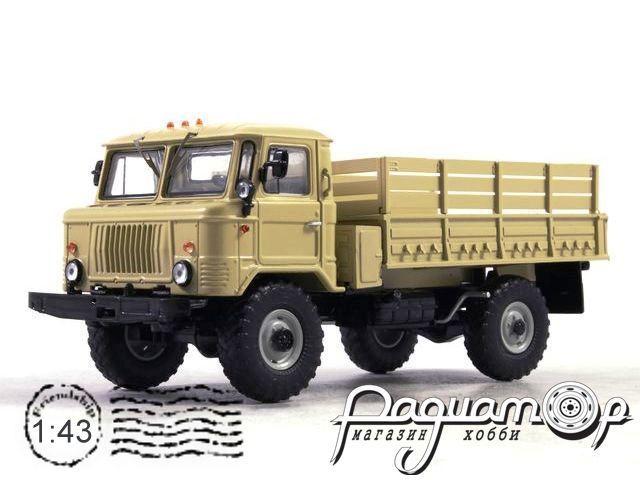 ГАЗ-66 бортовой (1964) SSM1186
