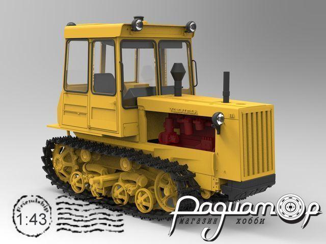 Трактор ДТ-75МЛ (1986) RTM027