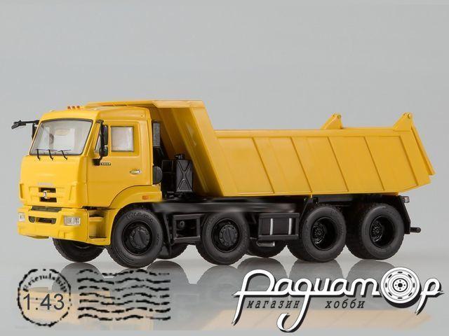 КамАЗ-6540 8х4 самосвал (2012) SSM1239