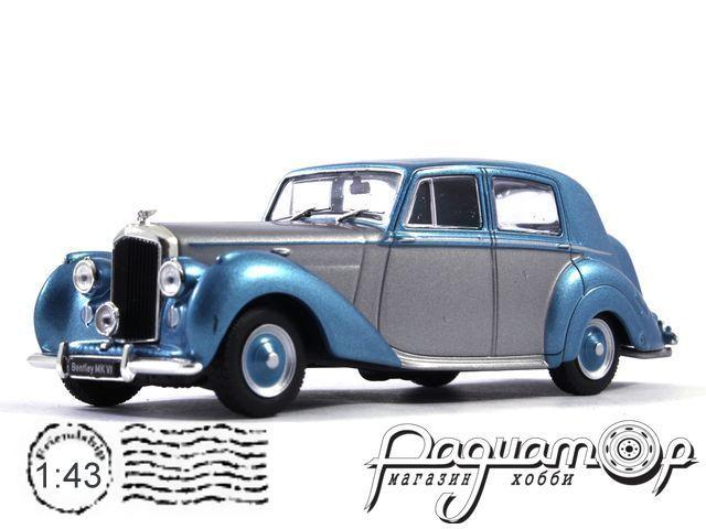 Bentley MK VI (1950) WB185
