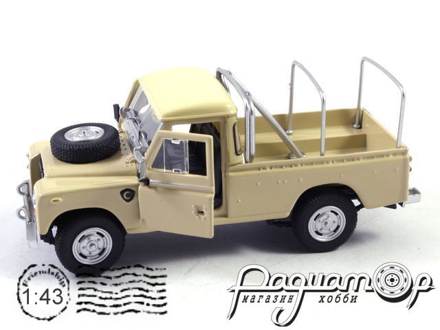 Land Rover III 109 Pickup (1983) 251XND-003