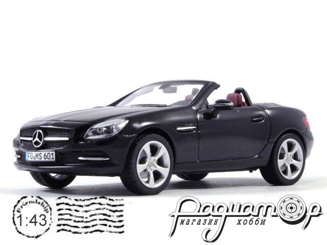 Mercedes-Benz SLK-Class (2011) 07451