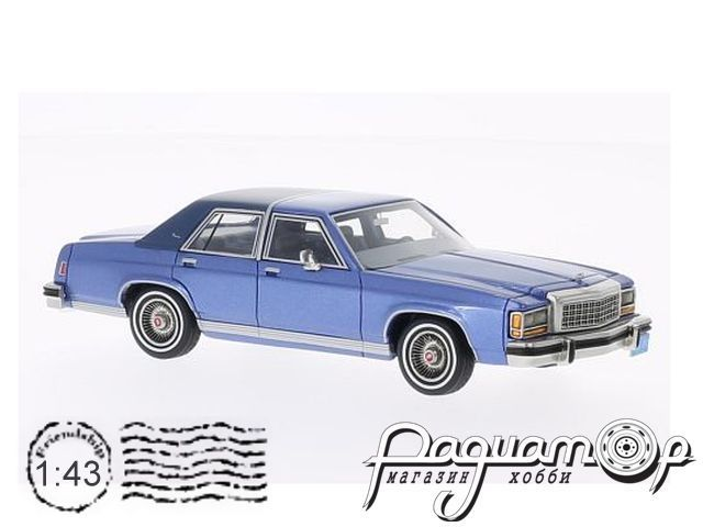Ford LTD Crown Victoria (1987) BOS310