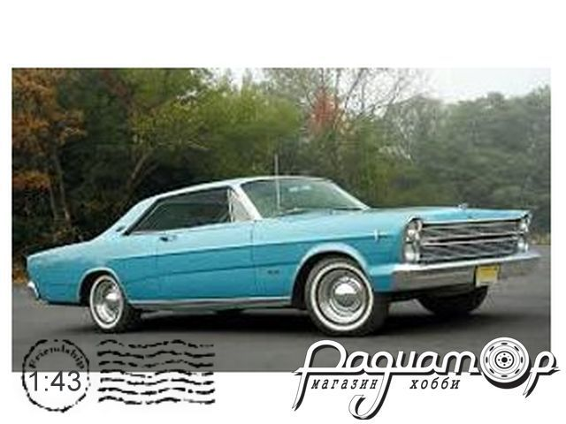 Ford Galaxie (1966) PRXD168