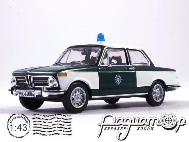 BMW 2002 Polizei (1972) CLC255