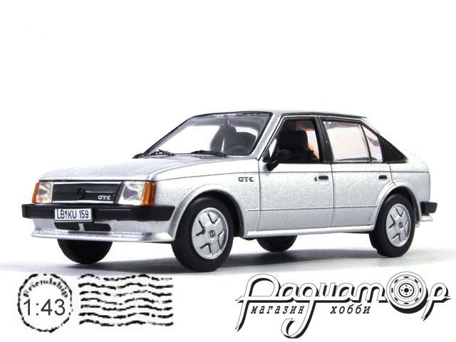 Opel Kadett GT/E (1983) CLC268