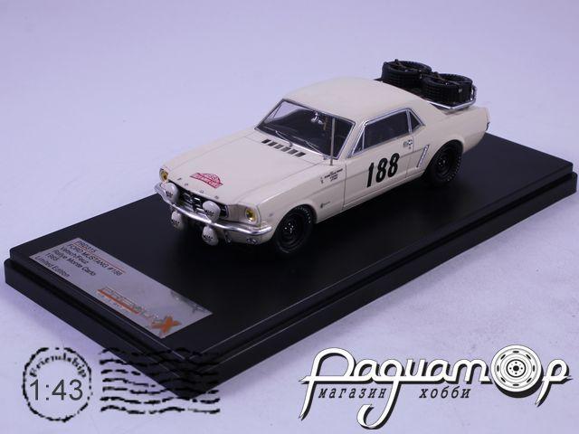 FordMustang №188 Vetch/Feuz Rallye Monte Carlo (1965) PRD315