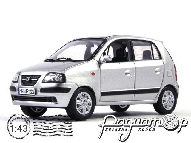 Hyundai Atos Prime (2004) PRD430