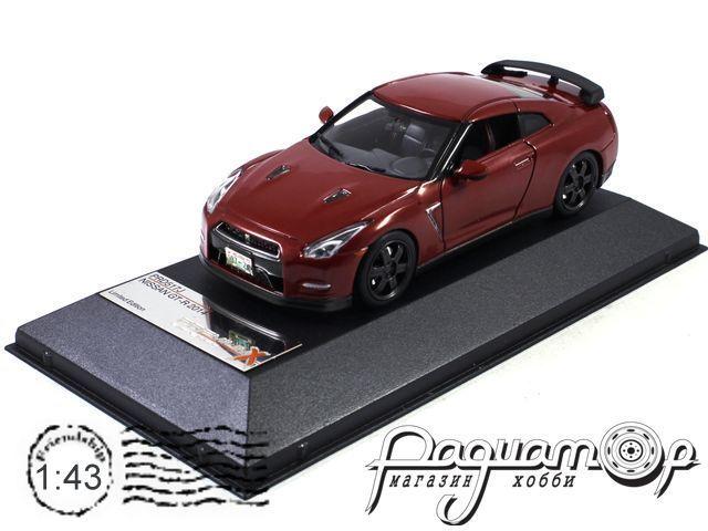 Nissan GT-R Black Edition (2015) PRD517J