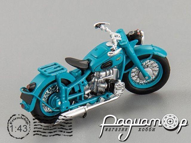 Мотоцикл ИМЗ М-72М (1957) 307207