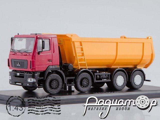 МАЗ-6516 самосвал, U-образный кузов (2012) SSM1208