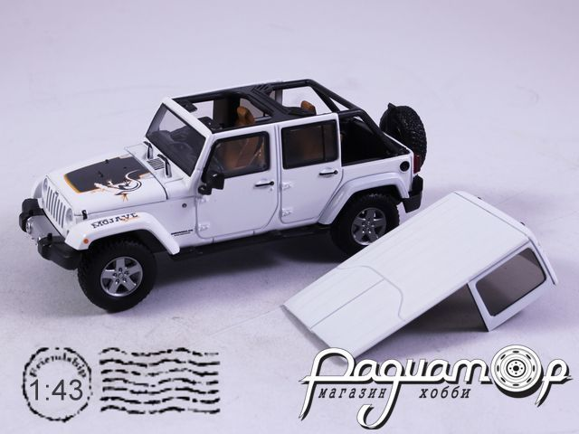Jeep Wrangler 4х4 Unlimited Mojave Edition 5-дв. (Hard Top) (2011) 86074