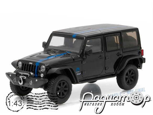 Jeep Wrangler 4x4 Unlimited MOPAR Edition Apache Tribute 5-дв. (Hard Top) (2014) 86076