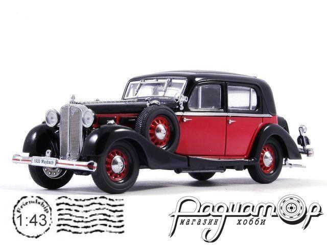 Maybach SW35 Sponh (1935) 43702