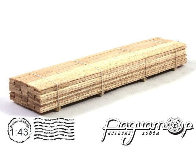 Доска деревянная, связка (115х27х15) RH3008