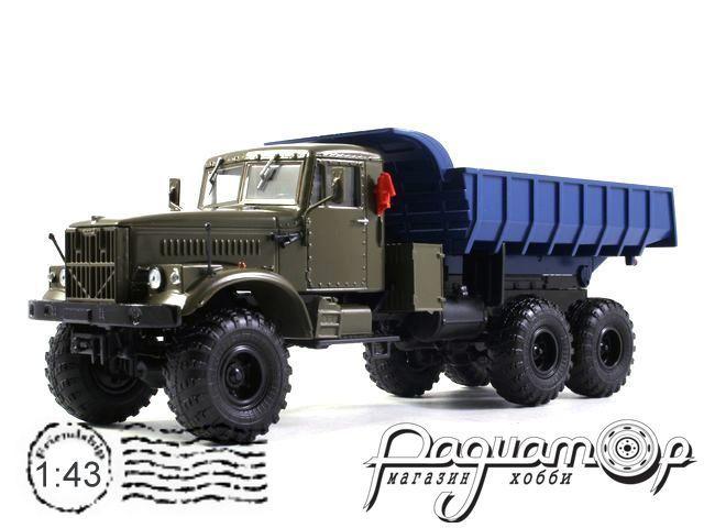 КРАЗ-255Б 6x6 самосвал (1969) 100893