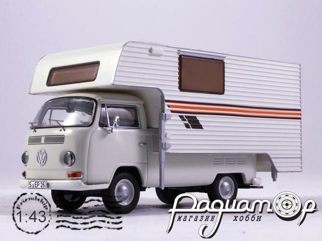 Volkswagen T2a Camping Tischer (1970) PCL11356