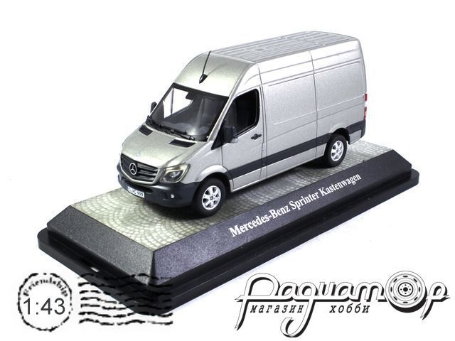 Mercedes-Benz Sprinter Van (2014) PCL14000