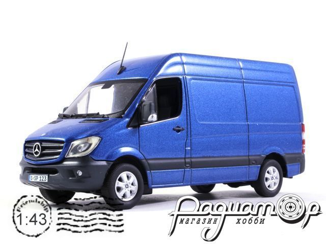 Mercedes-Benz Sprinter Van (2014) PCL14001