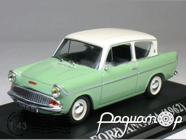 Ford Anglia (1962) Altaya (TI)