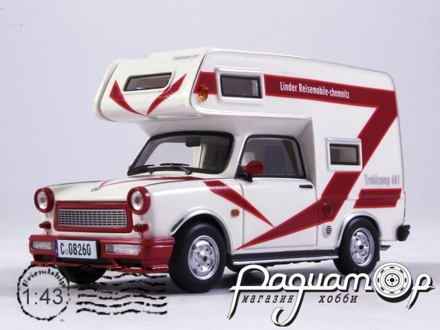 Trabant 601 Wohnmobil (1980) IST189 (PV)
