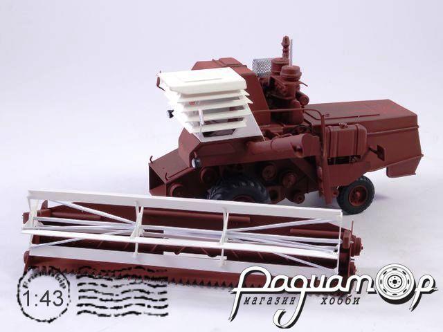 Комбайн СК-5 «Нива» экспортный (1975) NRG1089