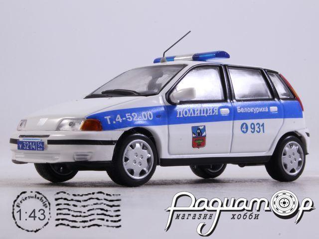 Fiat Punto Полиция России (1995) (I) 0507