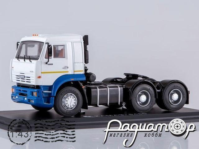КамАЗ-6460 седельный тягач (2006) SSM1249