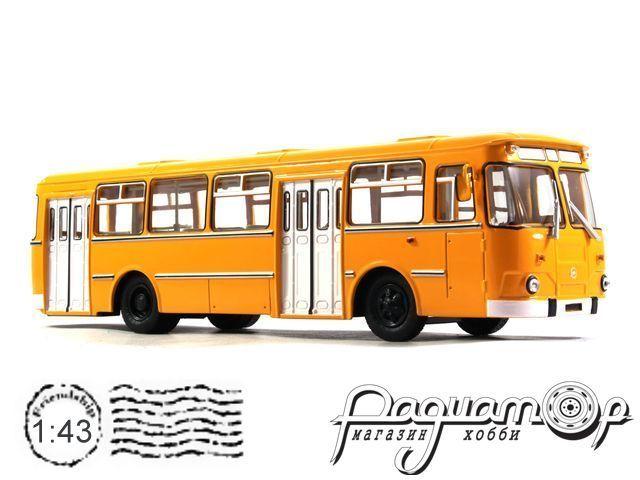 ЛиАЗ-677М (1986) 161119