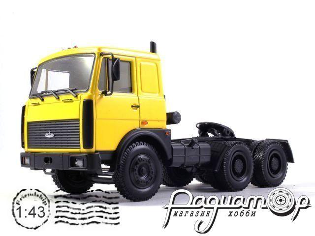 МАЗ-64224 седельный тягач (1989) H799