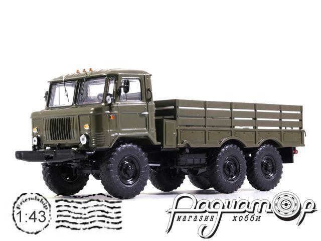 ГАЗ-34 бортовой (1964) SSM1203