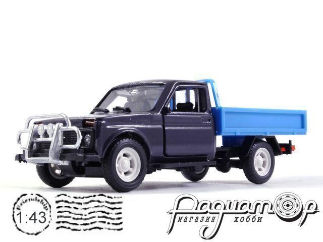 ВАЗ-2302 ФВК «Бизон» (1993) 161116