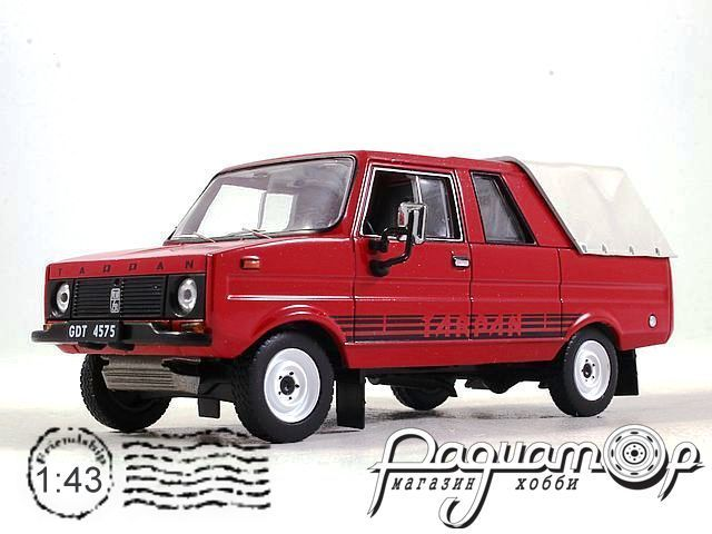 Tarpan 237 pick-up 4x4 (1982) IST111