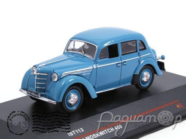 Москвич-400 (1954) IST113 (TI)