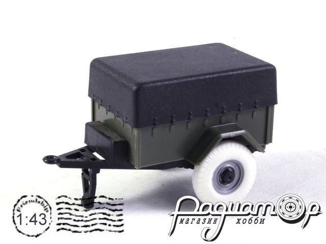 Прицеп с тентом (УАЗ) 13000-W
