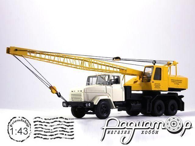 Автокран КС-4561 на шасси КрАЗ-250 (1985) 161202