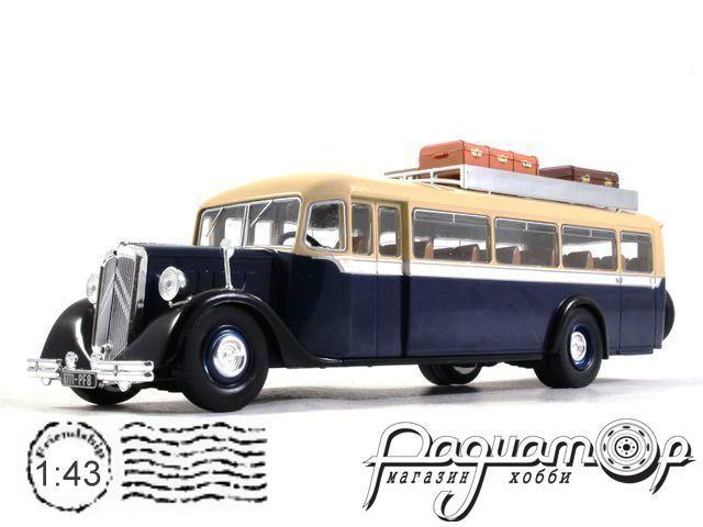 Citroen T45 France (1934) BUS06 (I)