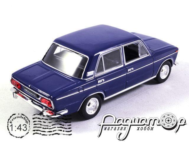 Автолегенды СССР Лучшее №75, ВАЗ-2103 «Жигули» (1975)