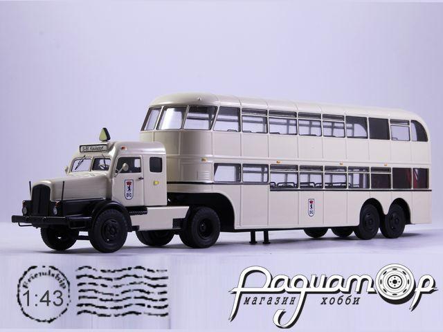 IFA H6 c двухэтажным полуприцепом (1954) 161229