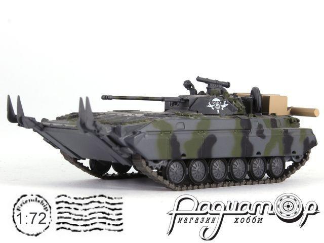 Русские танки №35, БМП-2 камуфляж (1977)