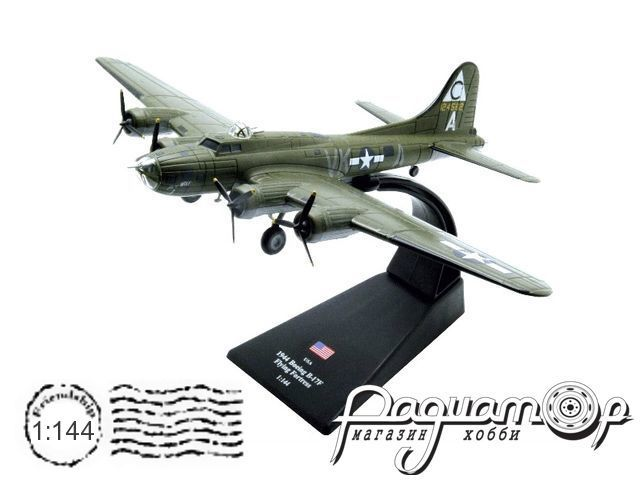 Boeing B-17F Flying Fortress (1944) LF02