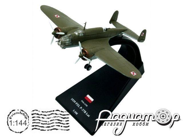 PZL P-37B Los (1939) LS01